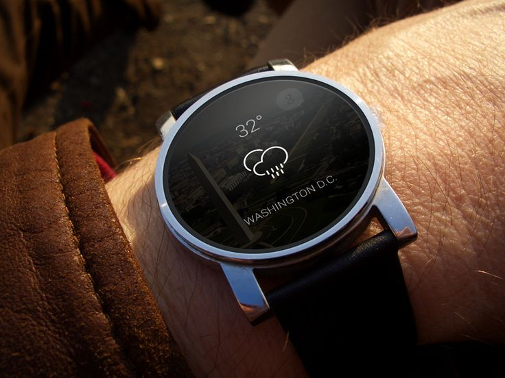 Android Wear Weather