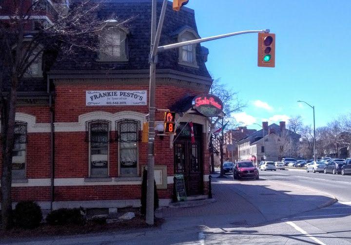 Frankie Pesto's Restaurant, Kingston, Ontario, Canada - 104502761433208818575 - Picasa Web Album