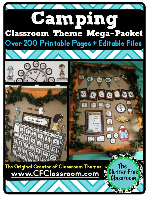 Camping Classroom Decorations ~ Best ideas about camping bulletin boards on pinterest