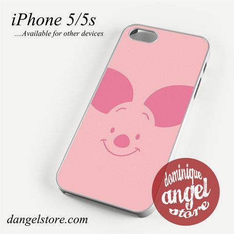 Winnie The Pooh Pink Phone Case for iPhone 4/4s/5/5c/5s/6/6 plus