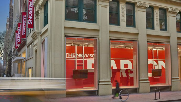 About Parsons School of Design | The New School 66 5th Ave, New York, NY 10011 $16,000 with 5,854 students enrolled business of design and fashion design interior design and urban design