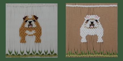 This Will Be The Next Project Moe Bulldog Smocking