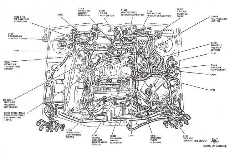 Diagram Of A 7 Ford Focus Engine Diagram Of A 7 Ford Focus