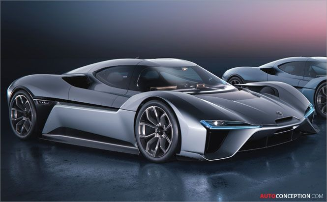 2016 NIO EP9 – 'World's Fastest Electric Car'