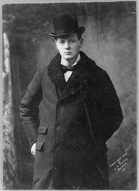 the biography of sir winston spencer churchill Sir winston leonard spencer-churchill was born into the aristocratic family of the  dukes of marlborough, a branch of the noble spencer family on november 30,.