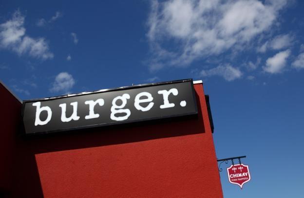 Burger. - Santa Cruz, Ca.