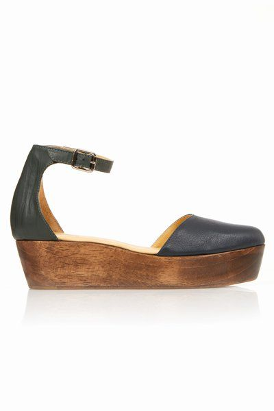 bonita // vena cava... I had a pair of shoes almost exactly like this only in a golden yellow colour back in the 70s!