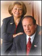 pastor sonny arguinzoni and sis julie of victory outreach