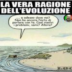La vera ragione dell'evoluzione