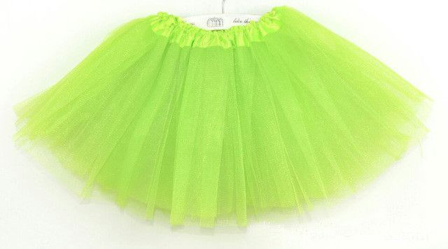 Women Adult Dancewear Tutu Pettiskirt Princess Party Skirts Mini Dress summer short skirts space candy-colored tutu skirts women