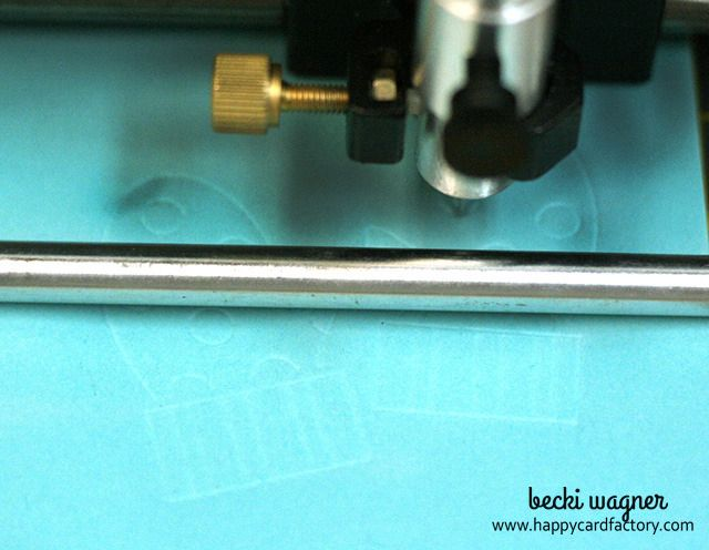 The 25 best card factory ideas on pinterest card case make a emboss with your cutting machine tutorial archives happy card factory negle Images