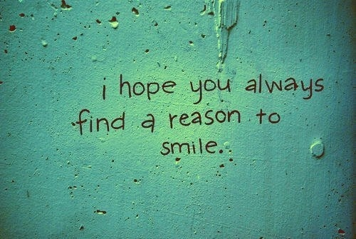 I hope you always ... smile #coachbarn #quotes