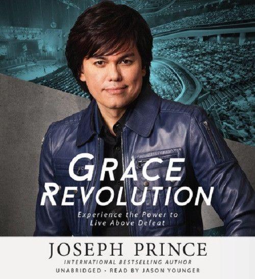 Grace Revolution by Joseh Prince CD