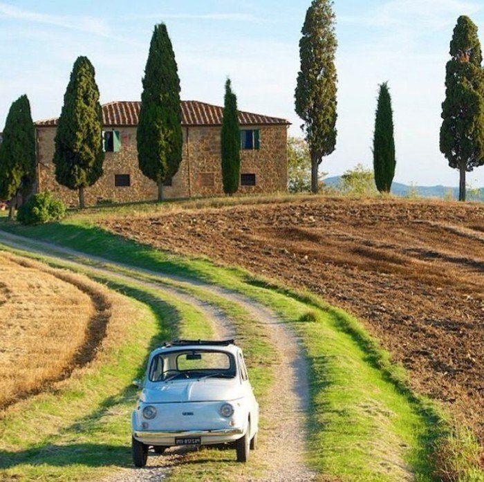 les champs de toscane, location toscane, visiter la toscane en Italie