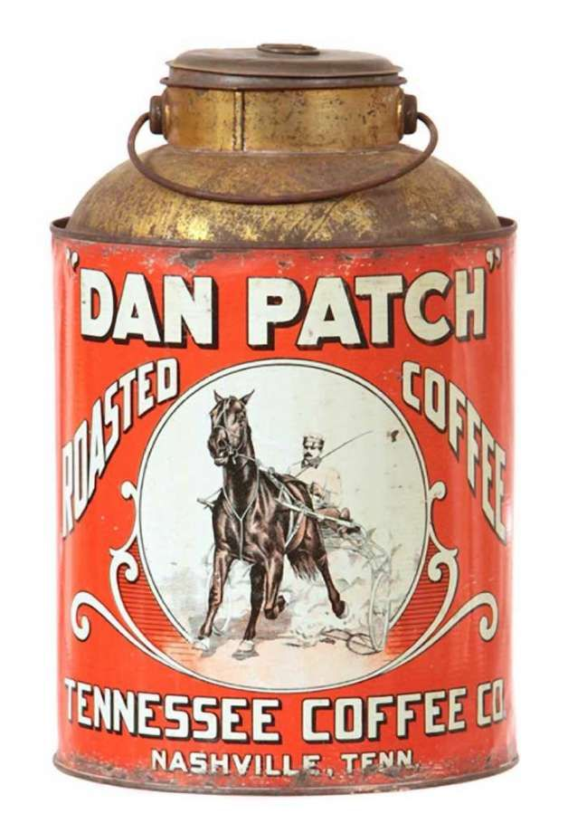 Dan Patch. Roasted Coffee
