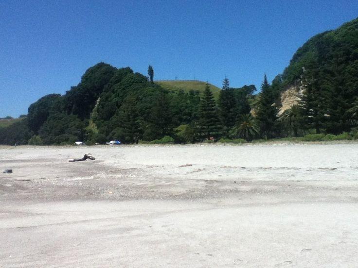 Pikowai, Bay of Plenty. Approx 45 mins south down the coast from Tauranga.
