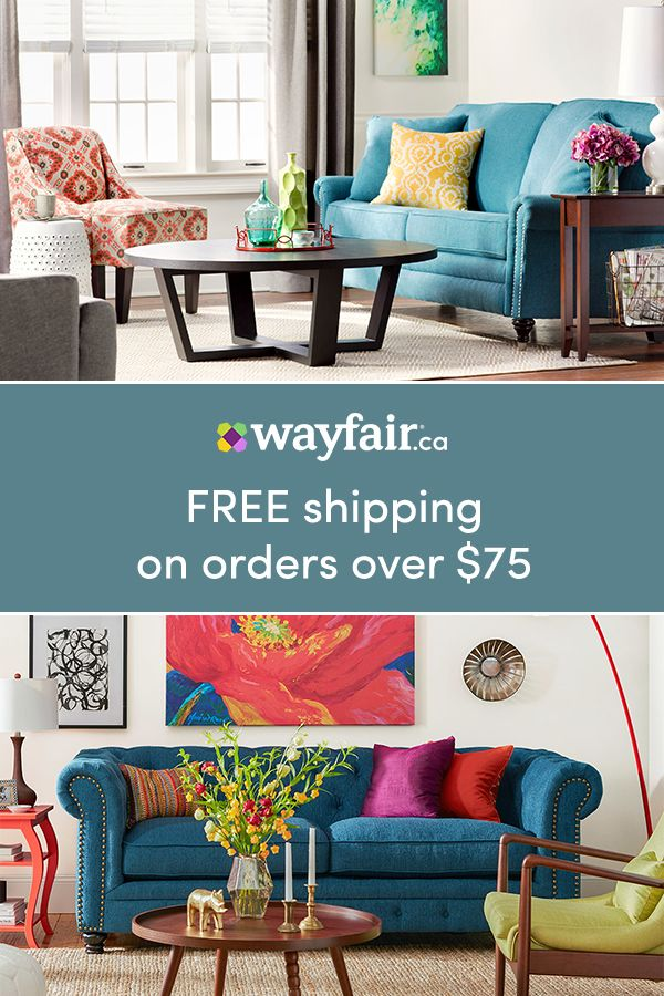 Sign up for access to exclusive sales, all at up to 70% OFF! From cool and contemporary to mid-century inspired, Wayfair's sofas complete your living room look. With rolled arms, built-in ottomans, recliners, tufting, and leather, our vast selection of sofas has every feature you can imagine to suit all styles and budgets. To top it off, we're offering FREE shipping on all orders over $75.