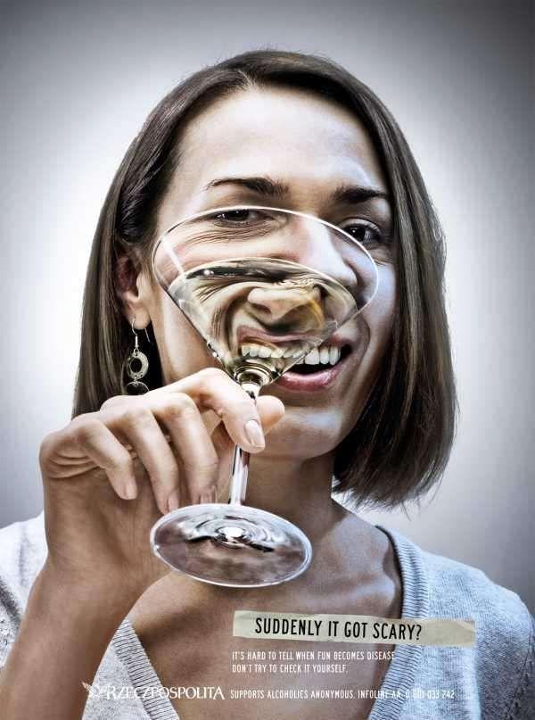 55 anuncios aterradores en los que la publicidad juega a meter el miedo en el cuerpo al espectador : Marketing Directo
