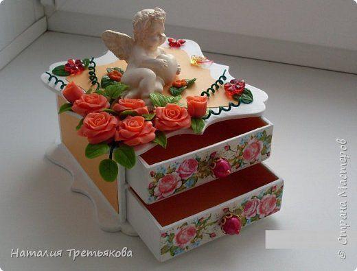Produs Meșteșug 08 martie Ziua Îndrăgostiților placi zile de naștere Modelarea altă piept de sertare pentru bijuterii din carton carton Zgura margele de portelan fotografie rece 4