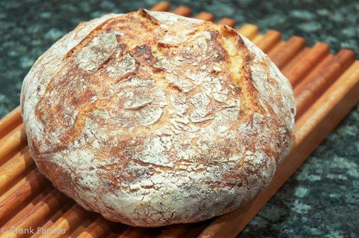 Pane casereccio (Homemade Bread) Recipe on Yummly. @yummly #recipe