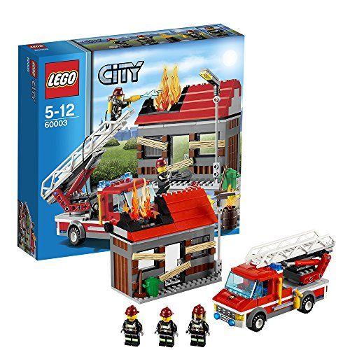 Sale Preis: Lego City 60003 - Feuerwehreinsatz. Gutscheine & Coole Geschenke für Frauen, Männer & Freunde. Kaufen auf http://coolegeschenkideen.de/lego-city-60003-feuerwehreinsatz  #Geschenke #Weihnachtsgeschenke #Geschenkideen #Geburtstagsgeschenk #Amazon