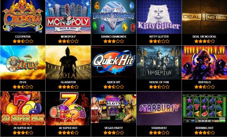Top Ten Best Free Online Slots Providers