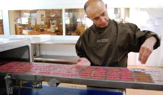 Musée du Chocolat Bovetti à Terrasson Lavilledieu