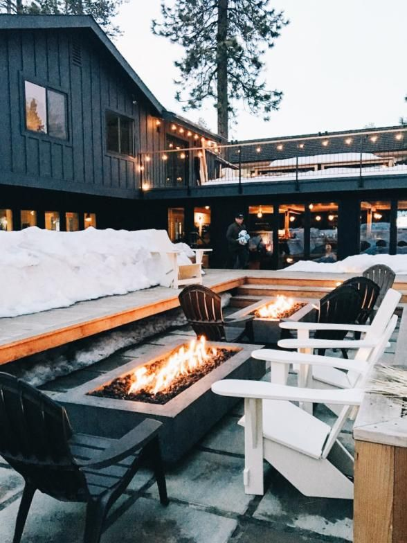 Lake Tahoe | Stay at: Coachman Hotel | Lake Tahoe's November dip in temperature also means a dip in prices. Not to mention, the first hint of ski season. Stay just blocks away from Lake Tahoe at the Coachman Hotel, a contemporary take on motel lodging. | Photo Credit: Alicia Lund