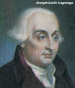Lagrange Joseph-Louis
