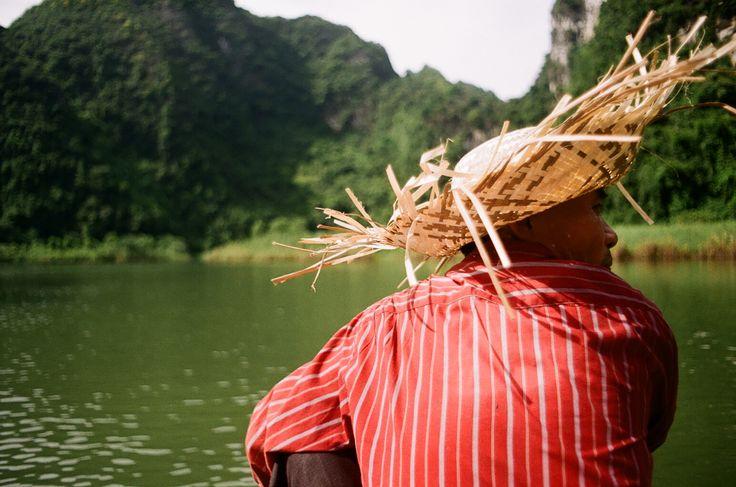 Trang An Vietnam 2014