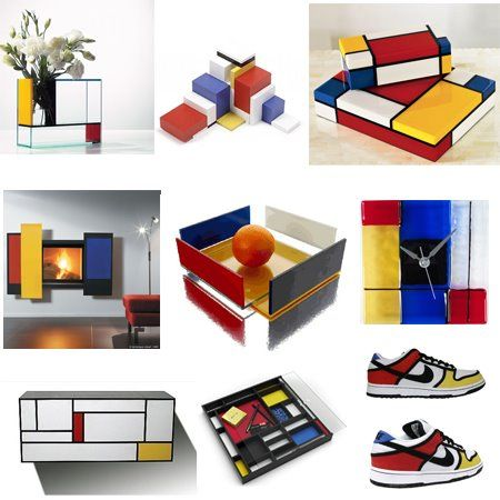 58 best images about l 39 inspiration mondrian dans la mode on pinterest de stijl cutler and. Black Bedroom Furniture Sets. Home Design Ideas