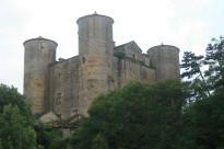 Château de Loupiac -- Lapanouse in the Aveyron département of France.