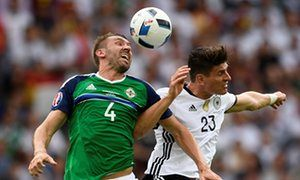 Northern Irelands Gareth McAuley determined to lay on a last-16 party