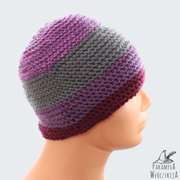 Ręcznie robiona czapka!  http://pakamera.wix.com/pakamera-wloczykija#!wrzosy-nad-losensjon/ci1y