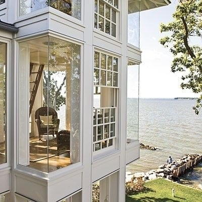 Magnificent Windows an award-winning home build for sure; an oasis on the water..and a dream home for certain.