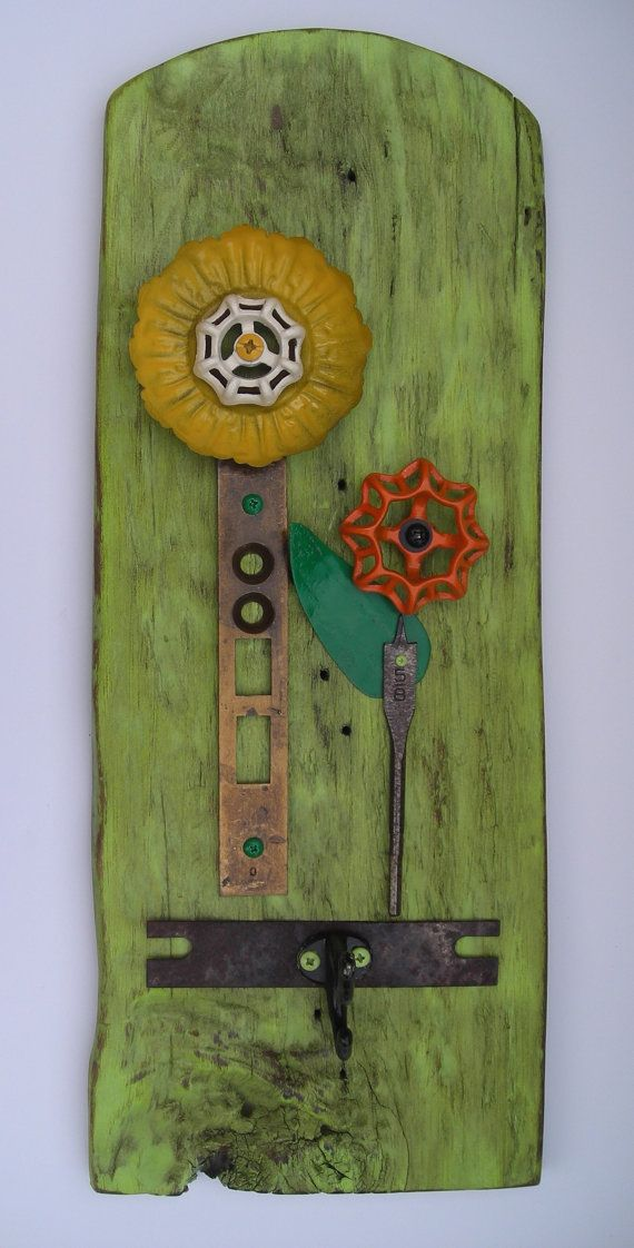 Found Object Nature Assemblage by Imperfetions on Etsy, $38.00