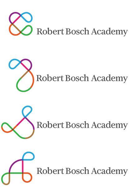 Robert Bosch Academy Logo by Hesse Design