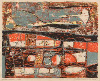 Landscape, George Morrison 1950