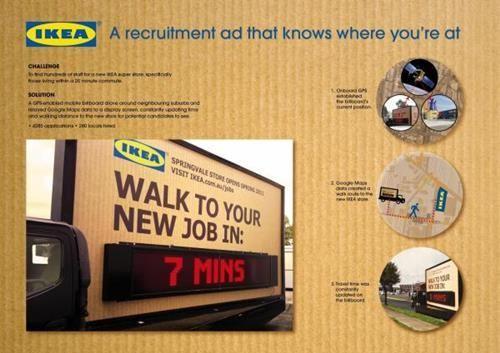 ikea recruitment ikea career positioning system recruitment marketing