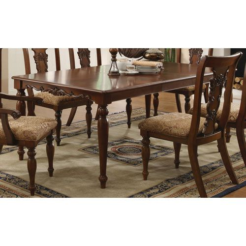 Addison Traditional Dining TableBest 20  Traditional dining tables ideas on Pinterest  . Traditional Dining Room Tables. Home Design Ideas