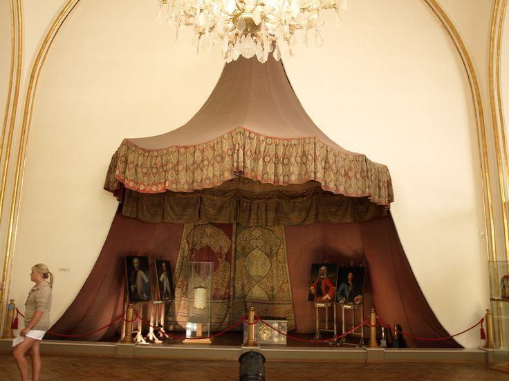 Ottoman Tent | Tent from the 1683 Turkish Siege of Vienna | By: philip.russo | Flickr - Photo Sharing!