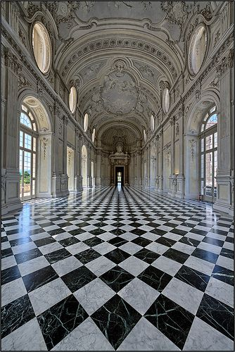 La Venaria Reale - Galleria Grande | da beppeverge
