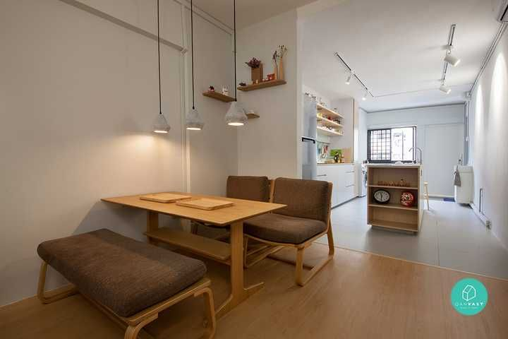 Less Is More With These 7 Japanese-inspired Homes | Article | Qanvast | Home Design, Renovation, Remodelling & Furnishing Ideas