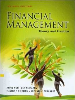 Financial Management Book By Brigham