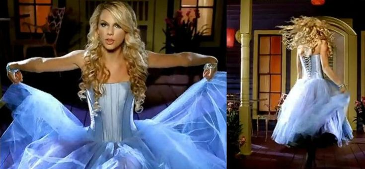 taylor swifts our song dresses me pretty � just say