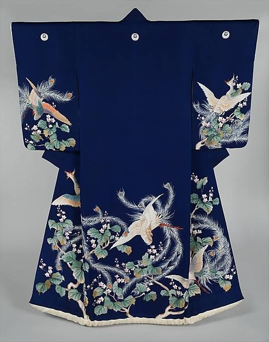 Outer Robe (Uchikake) for a Wedding | 19th century | Japan |  Metropolitan Museum of Art