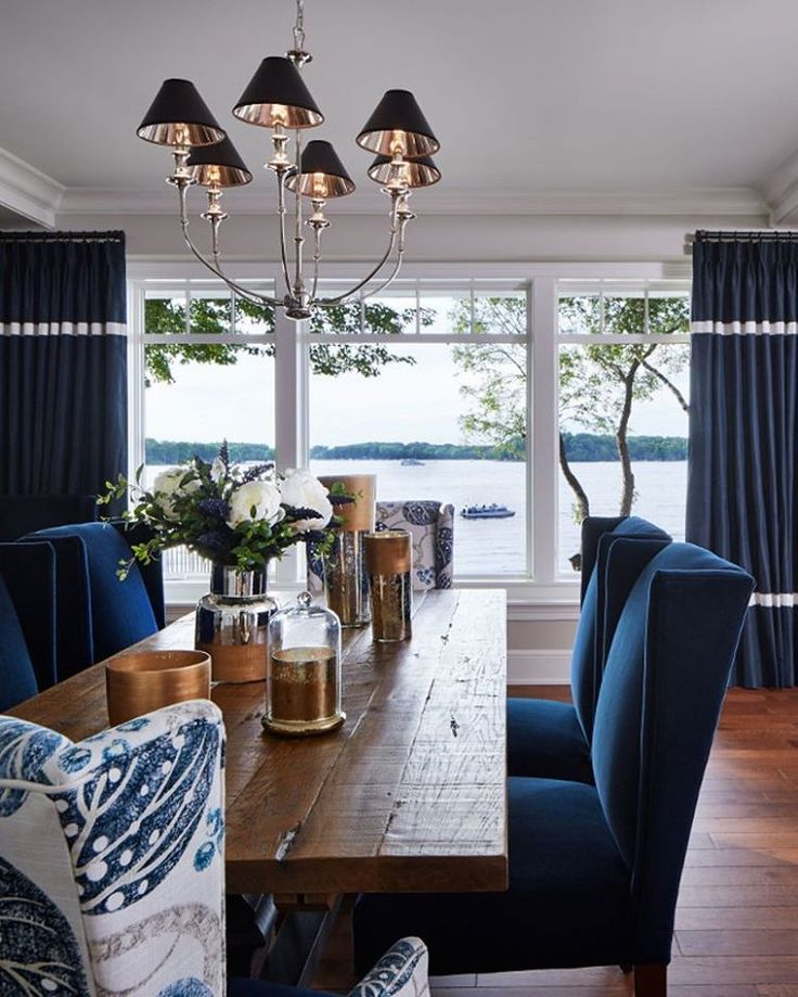 Nautical Decor Dining Room: 25+ Best Ideas About Nautical Dining Rooms On Pinterest