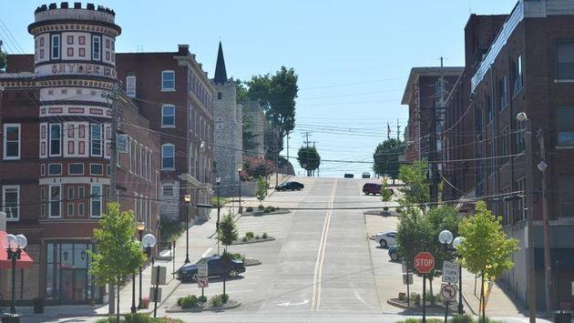 As American as Alton, Illinois