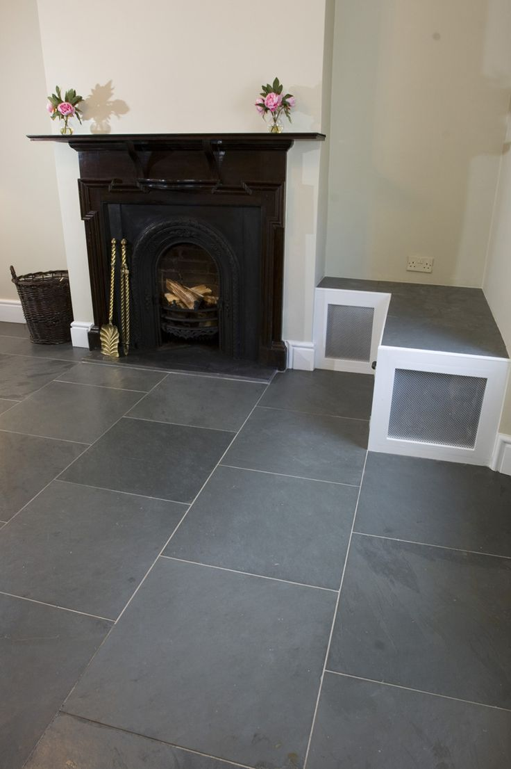 21 Best Images About Fireplace Ideas On Pinterest Wood Burner Stove And Black Slate Floor