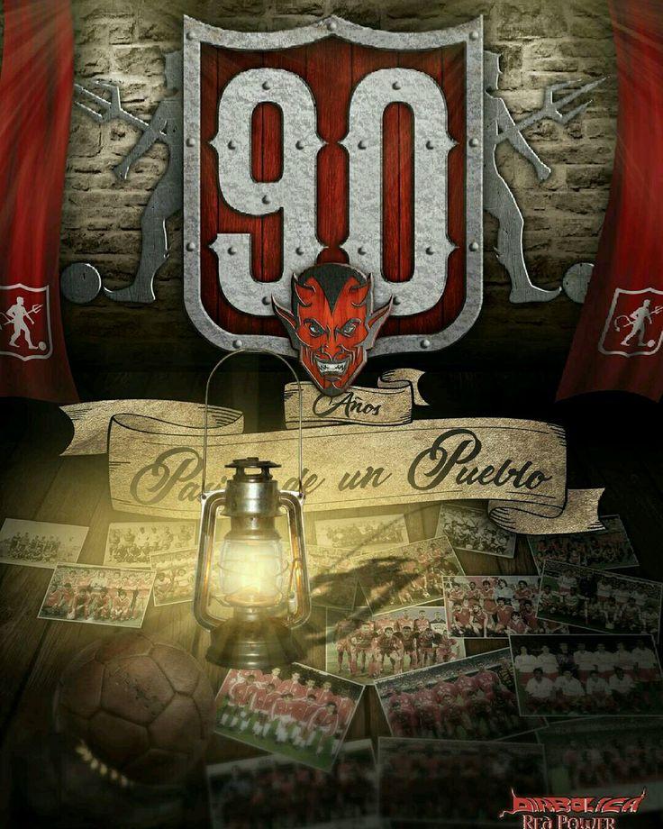 90 años de pasión